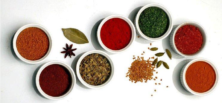 Indian Food Spice Packets